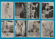 Cigarette cards set Modern Beauties 1938  pin-up showgirls,dancers,